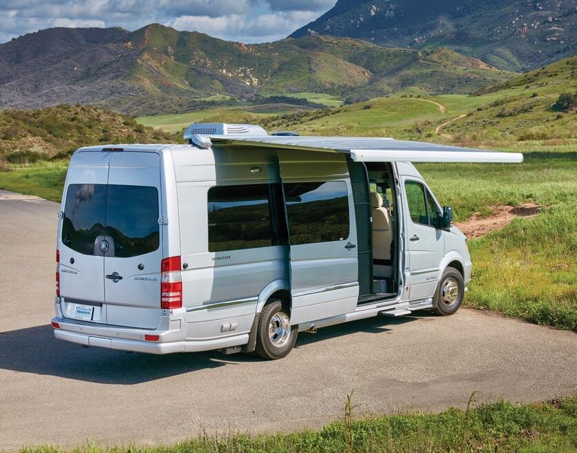 Travel Trailer Or Van Class B RV